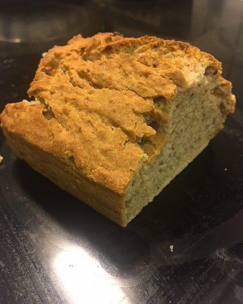 Bröd med kanel