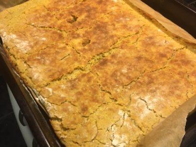Morotsbröd glutenfritt